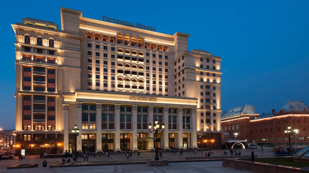 "Отель ""Four Seasons Hotel Moscow"""